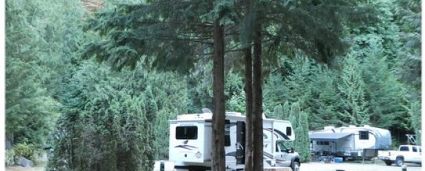 MTN Fun Basecamp, Campground, Squamish, British Columbia ...