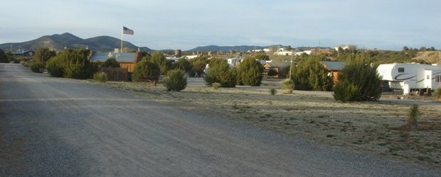 Rose Valley RV Ranch, Campground, Silver City, New Mexico