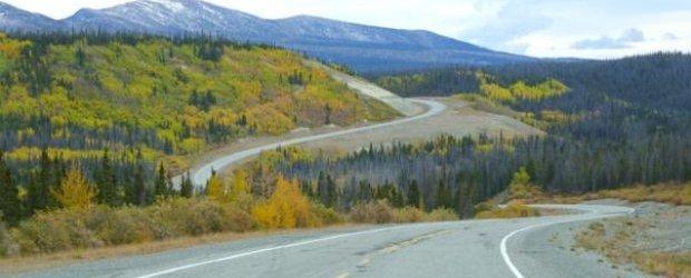 Alaska Highway Womo Abenteuer