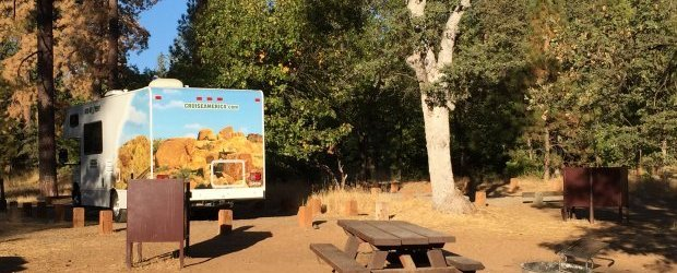 The Pines Campground, Groveland, Yosemite National Park ...