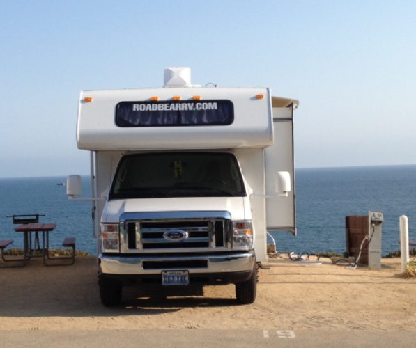 Malibu Beach RV Park Campground, Malibu, California