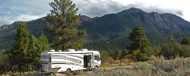 Pine Valley Recreation Area, Campground, Central, Utah ...