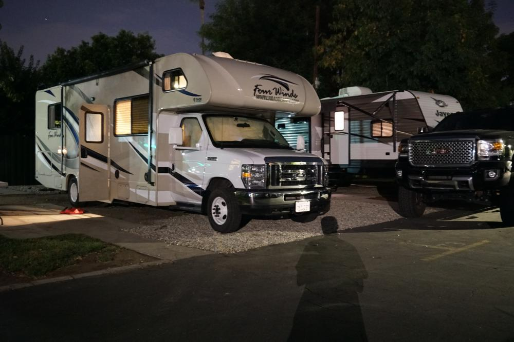 Hollywood Rv Park Campground Van Nuys Los Angeles