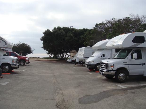 Carpinteria State Beach, Campground, Carpinteria, California | Womo on