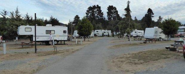 Eureka Koa Campground California Womo Abenteuer