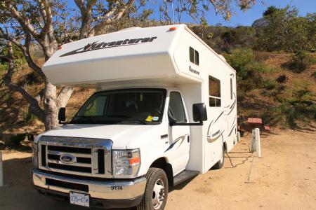 Top 25 Malibu CA RV Rentals and Motorhome Rentals