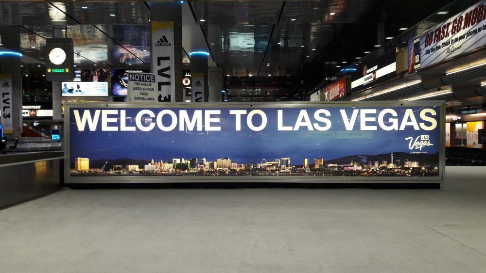 Flüge München Las Vegas