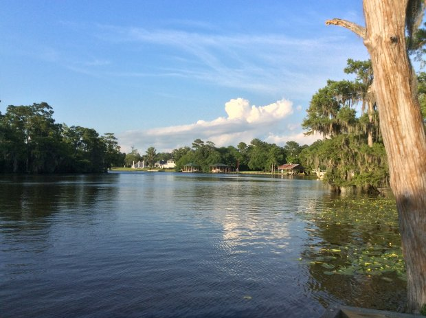 Fairview Riverside State Park, Campground, Madisonville