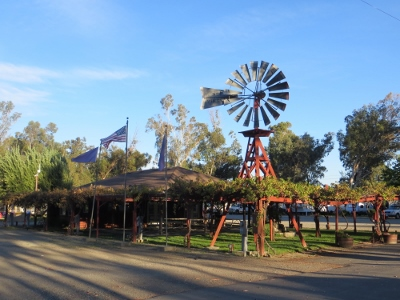 Vineyard Rv Parc Campground Vacaville California Womo