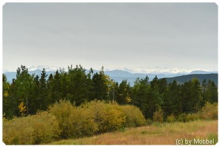 Alaska Highway British Columbia Yukon Territory Canada