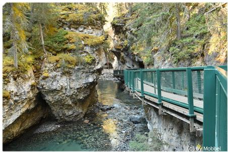 Mobbels westkanada 2017 tag 28 freitag 29 september for Johnston canyon cabins
