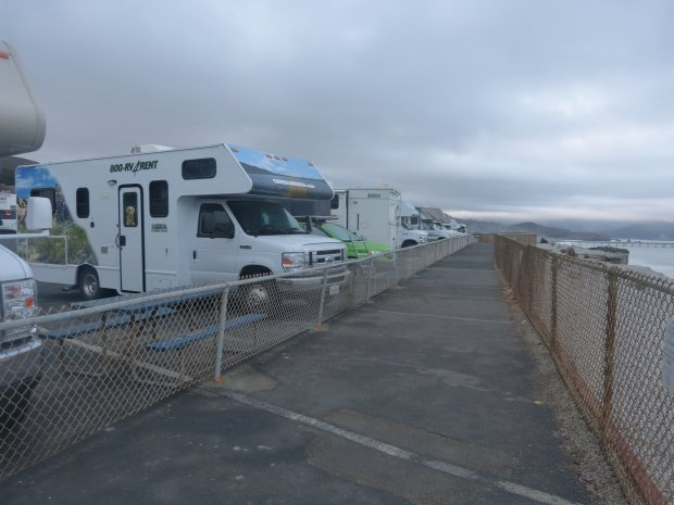 San Francisco Rv Resort Campground Pacifica California