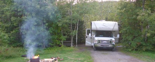 Camping rivi re du sud ouest campground parc national du for Camping bic