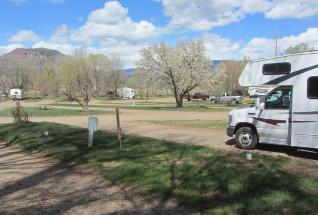 Westerly Rv Park Campground Durango Colorado Womo