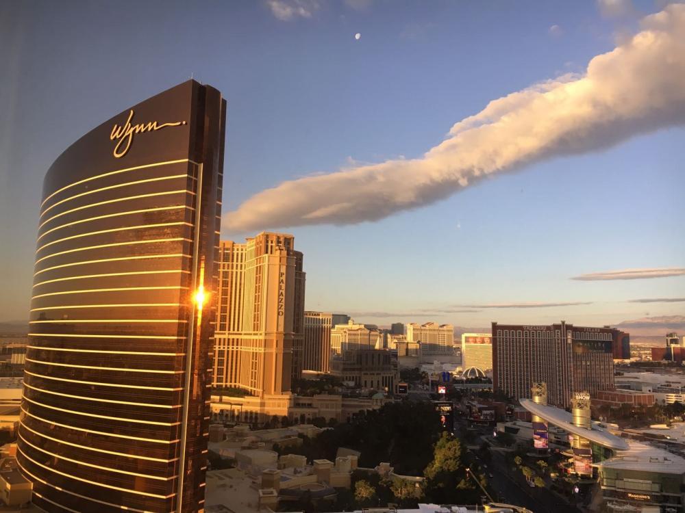 Tag 01 02 Flug Nach Las Vegas Las Vegas Womo Abenteuer