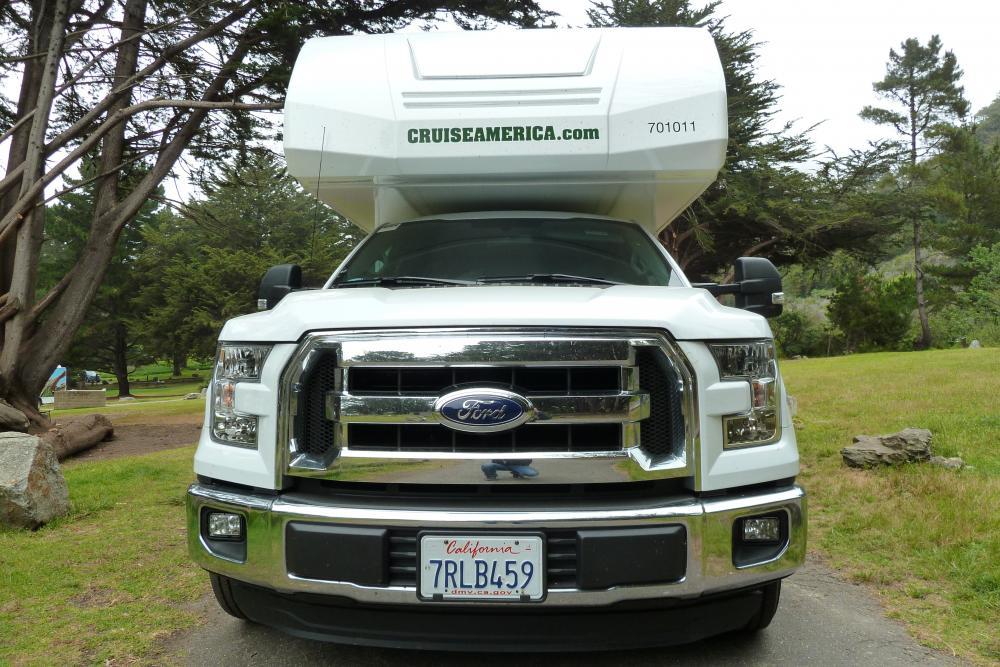 der Truck-Camper   Womo-Abenteuer