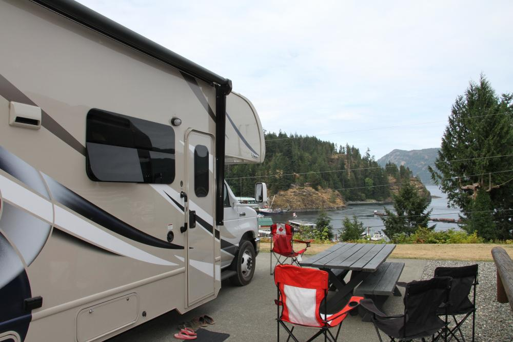 Ripple Rock RV Park, Campground, Campbell River, British Columbia ...