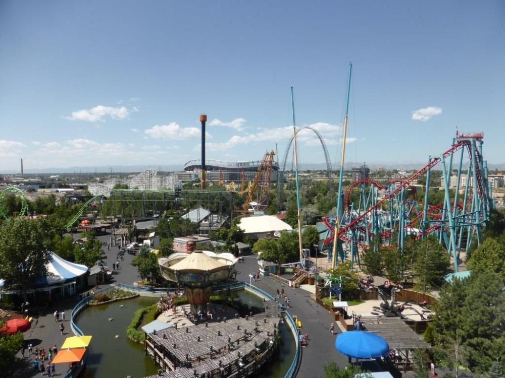 Tag 24 Elitch Gardens Theme And Water Park Denver Womo